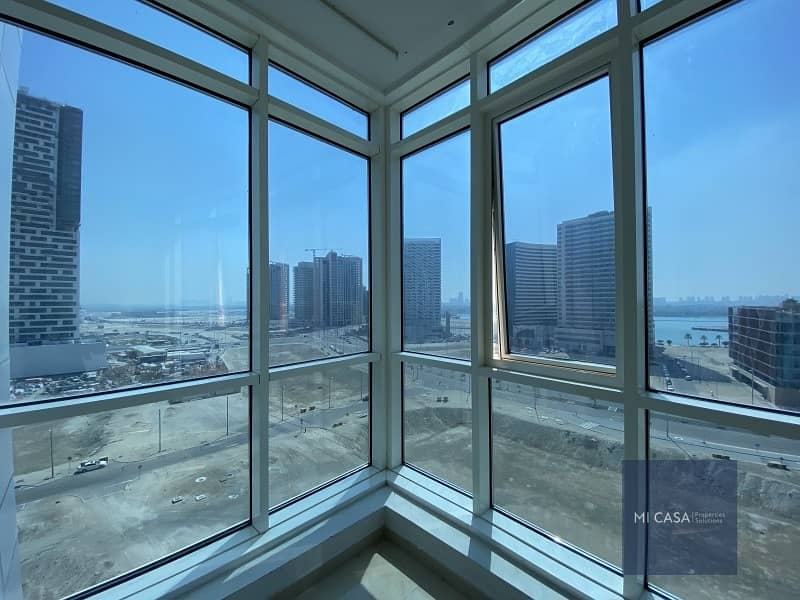 2 Modern layout and elegant design  | Balcony