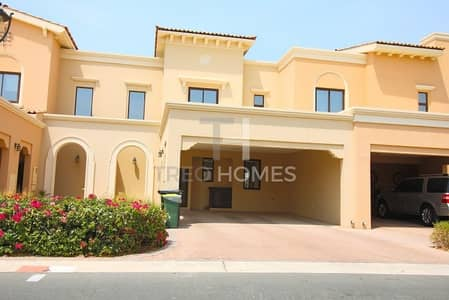 3 Bedroom Townhouse for Rent in Reem, Dubai - 2m | Back To Back | Great Location