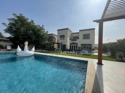 فیلا 3 غرف نوم للبيع في جميرا بارك، دبي - Extended | Upgraded | Custom Pool | Corner Plot