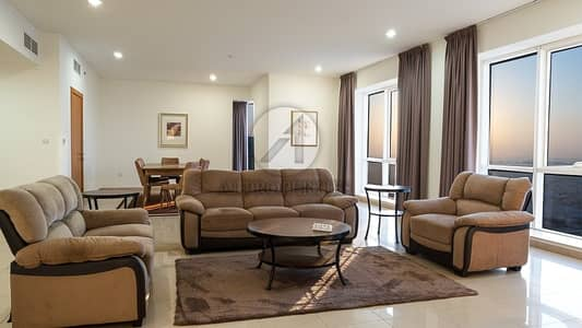 3 Bedroom Apartment for Rent in Sheikh Zayed Road, Dubai - 3BHK + Maid | Fully Furnished | Ready To Move In