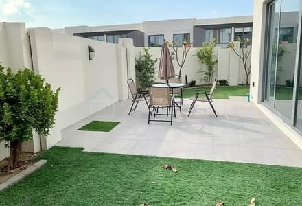 4 Bedroom Townhouse for Sale in Wasl Gate, Dubai - Rented 4BR + M on the Corner Close to Community