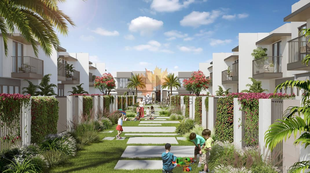 Emaar  3BR Townhouse || Pay In 4 Years