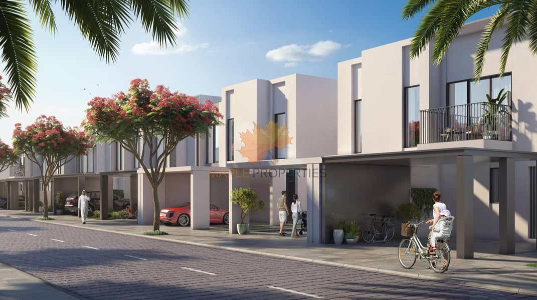 2 Emaar  3BR Townhouse || Pay In 4 Years