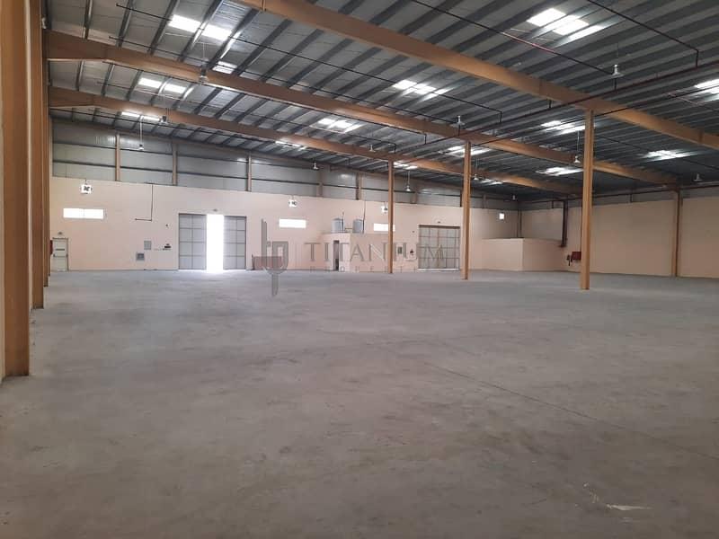 2 18400 Sqft Warehouse  for rent In Jurf