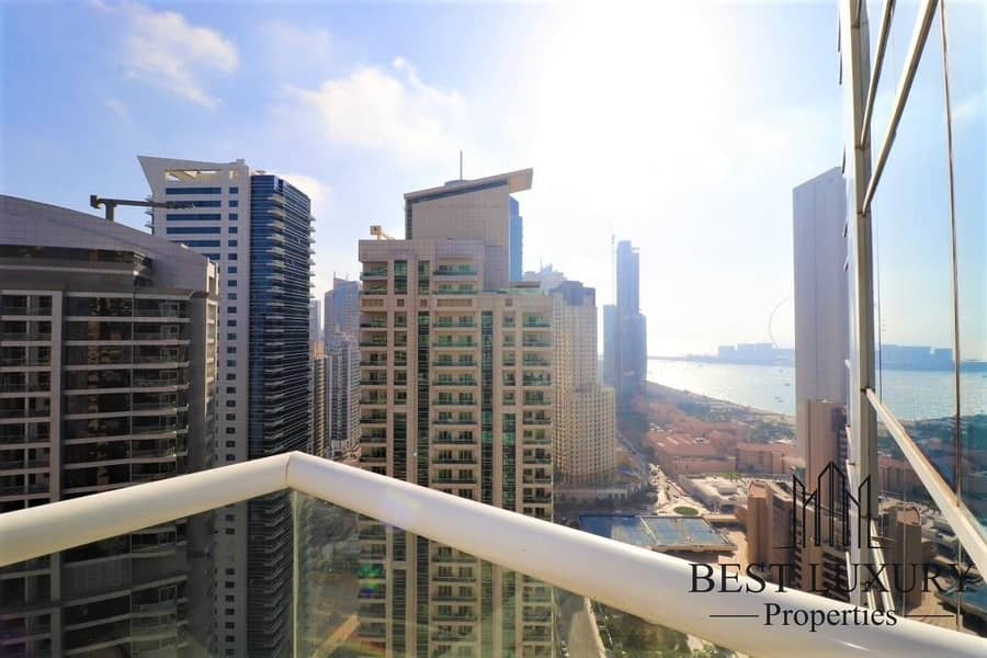 14 Partial Marina View   Furnished   High Floor