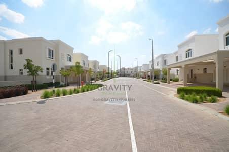 2 Bedroom Townhouse for Sale in Al Ghadeer, Abu Dhabi - HOT DEAL | Single Row in Breeze Community