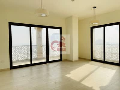 3 Bedroom Apartment for Rent in Bur Dubai, Dubai - Full Sea View | Huge 3/BR | All Master Rooms | Multiple Cheques | Next to Metro