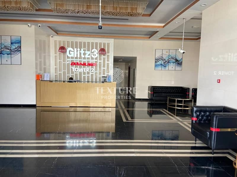 22 Best Deal | Spacious | 2 Bed Apartment | Glitz Residence