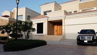 Vacant in July 2021 Contemporary Villa   Panoramic Golf Course View