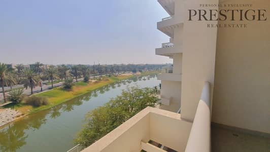 3 Bedroom Apartment for Rent in Jumeirah Heights, Dubai - Duplex | Lake View| 4 balconies |3 beds| Maid