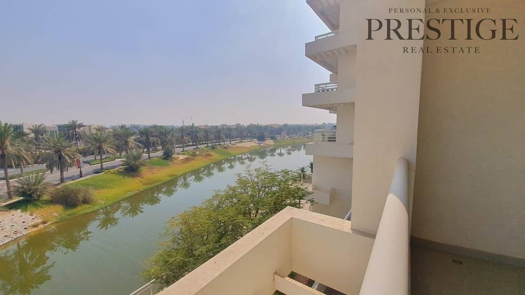 Duplex | Lake View| 4 balconies |3 beds| Maid