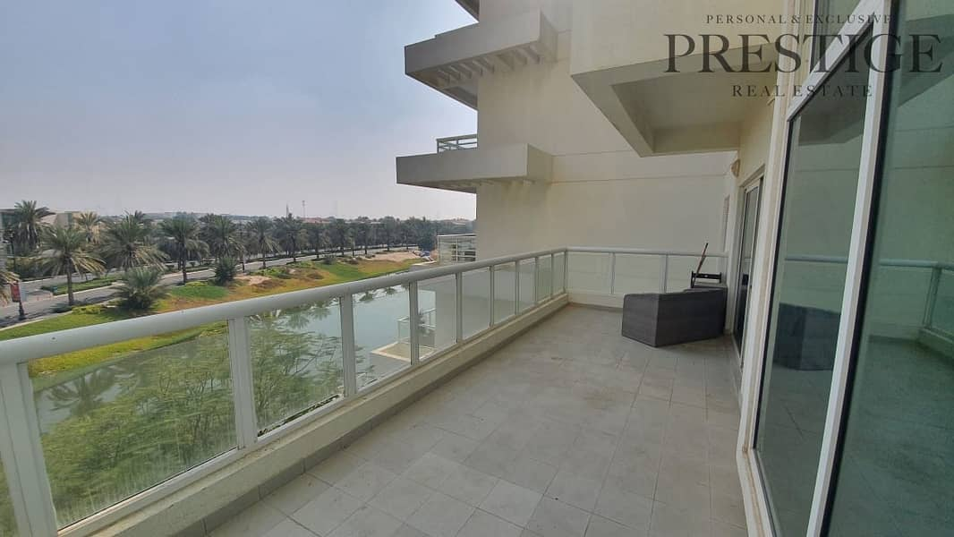 2 Duplex | Lake View| 4 balconies |3 beds| Maid