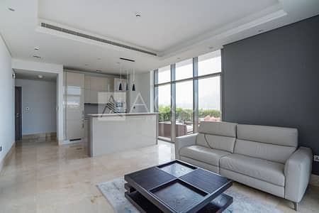 فلیٹ 1 غرفة نوم للايجار في نخلة جميرا، دبي - Garden   Maid's   Ground floor   Furnished
