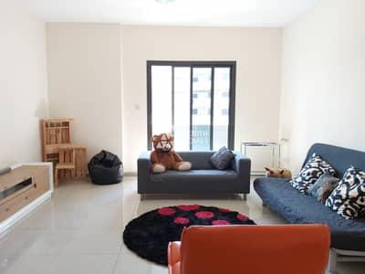 فلیٹ 1 غرفة نوم للايجار في قرية جميرا الدائرية، دبي - Semi Furnished 1 Bedroom  Apartment For Rent/JVC