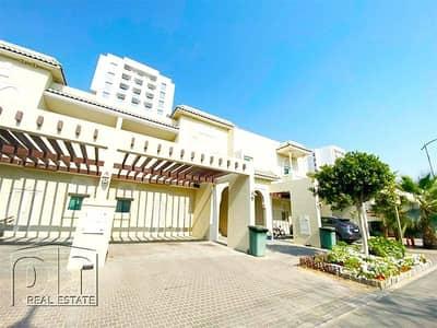 تاون هاوس 3 غرف نوم للايجار في الفرجان، دبي - Quortaj townhouse
