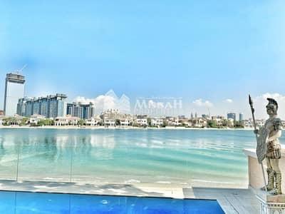 فیلا 5 غرف نوم للبيع في نخلة جميرا، دبي - Spacious & Immaculately Presented Furnished luxurious 5 BHK With extension Terrace In Palm Jumeirah