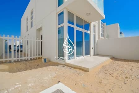 3 Bedroom Townhouse for Rent in Akoya Oxygen, Dubai - Fully Furnished | Single Row | 3BR Corner Unit