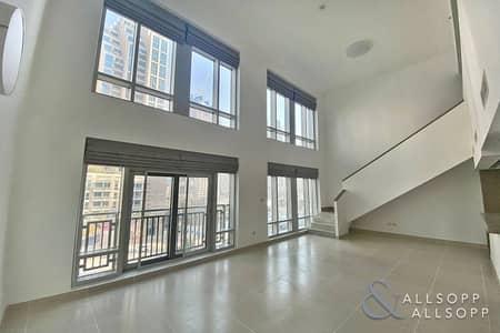 فلیٹ 2 غرفة نوم للايجار في وسط مدينة دبي، دبي - Available Now   2 Bedroom   Study   Duplex