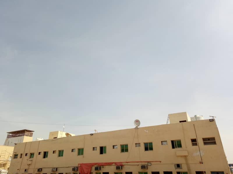 LABUOR CAMP FOR RENT IN AL JURF AJMAN