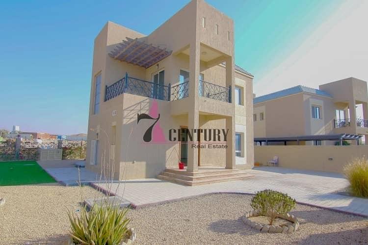 27 Type D | 4 Bedroom + M Villa | For Sale