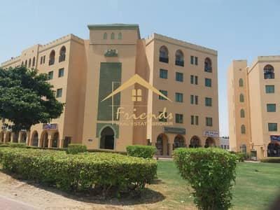 BEST OFFER FOR ONE BEDROOM IN MOROCCO CLUSTER IS FOR RENT Aed21000/-YEARLY