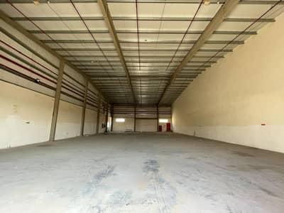 مستودع  للايجار في منطقة الإمارات الصناعية الحديثة، أم القيوين - مستودع في منطقة الإمارات الصناعية الحديثة 90000 درهم - 5008312