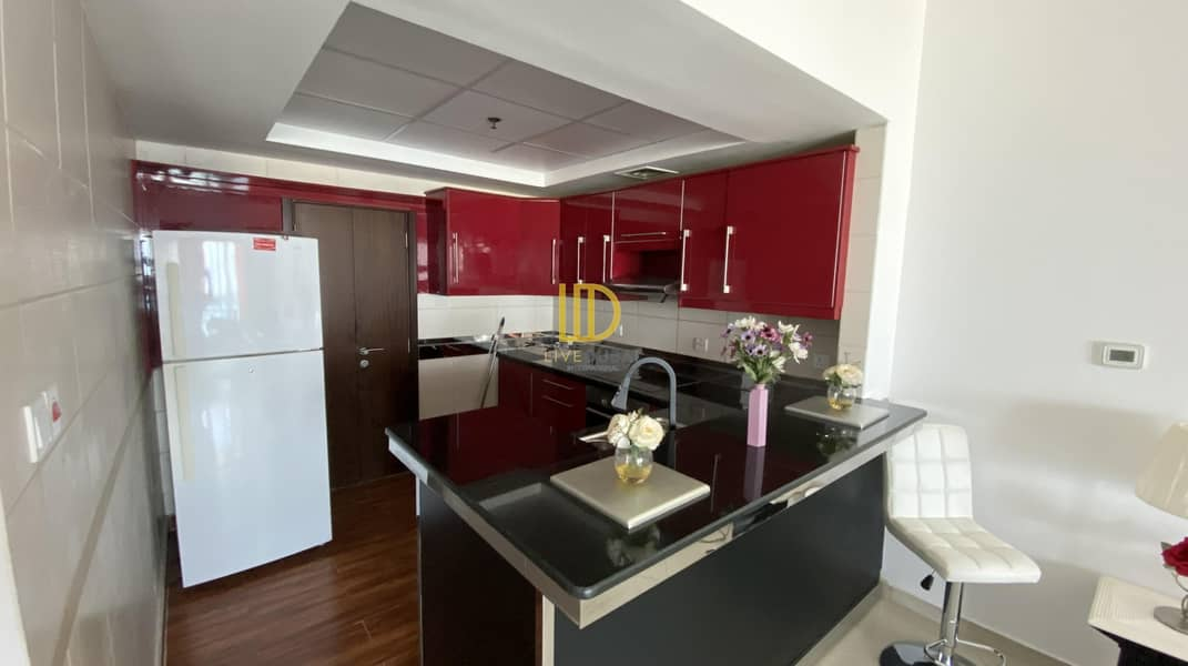 2 Furnished | Chiller Free | Open View | Higher Floor HL
