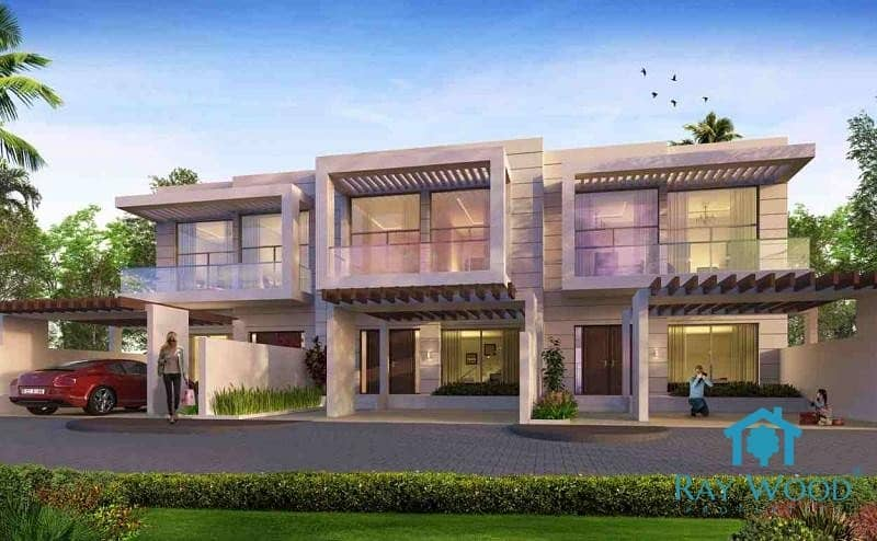 11 Spacious 4 Bed TH Ready to Move in Jebel Ali