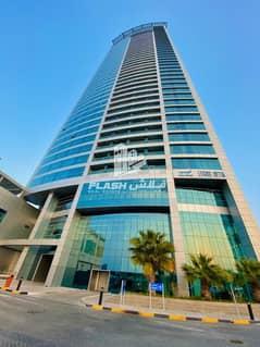 شقة في جلفار تاورز دفن النخیل 1 غرف 370000 درهم - 5008423