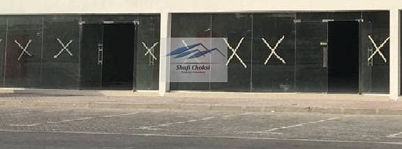 Brand New 1600 sq.ft. Shop in Al Barsha 3 Suitable for All Kind of Business Purposes.
