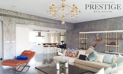 3 Bedroom Apartment for Sale in Motor City, Dubai - Exclusive| Upgraded| 3 bedroom