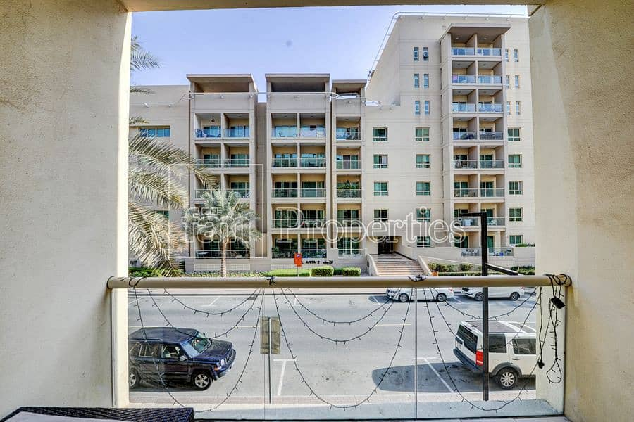 Fully Furnished Low Floor|Available March 10