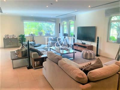 4 Bedroom Villa for Rent in Jumeirah Park, Dubai - Available May|W/ Maintenance Contract|Well Kept|JP