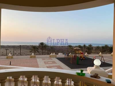 Studio for Rent in Al Hamra Village, Ras Al Khaimah - Lovely Amenities|Furnished Unit|Stunning Sea View!
