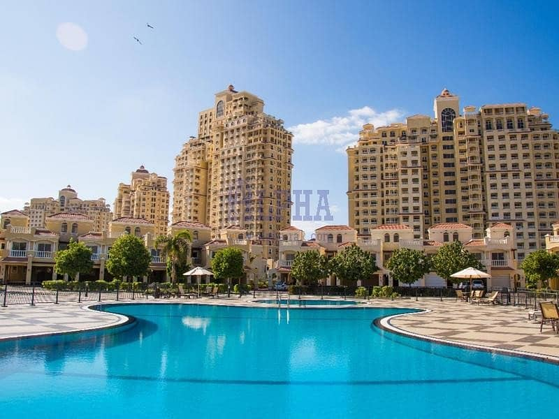 8 Lovely Amenities|Furnished Unit|Stunning Sea View!