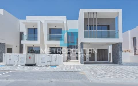 2 Bedroom Villa for Rent in Yas Island, Abu Dhabi - Single Row |Spacious Layout| Exceptional Quality