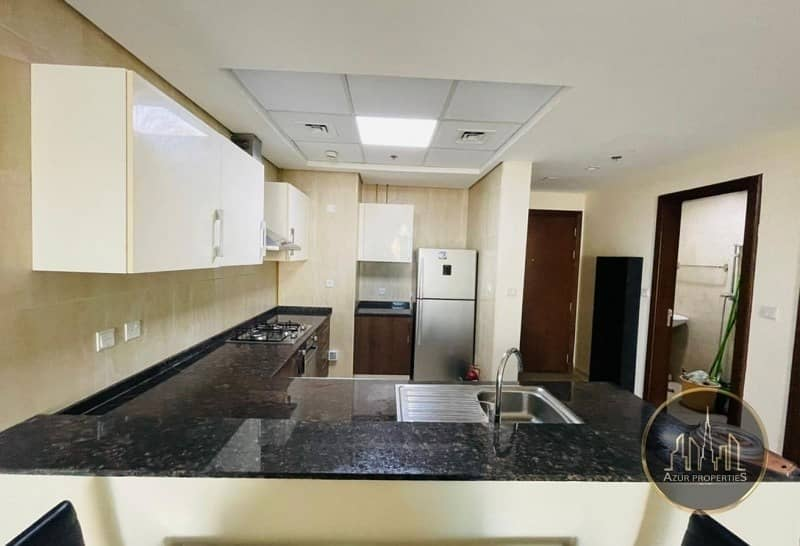 9 Large Chiller free1BR w/ equipped kitchen |vacant