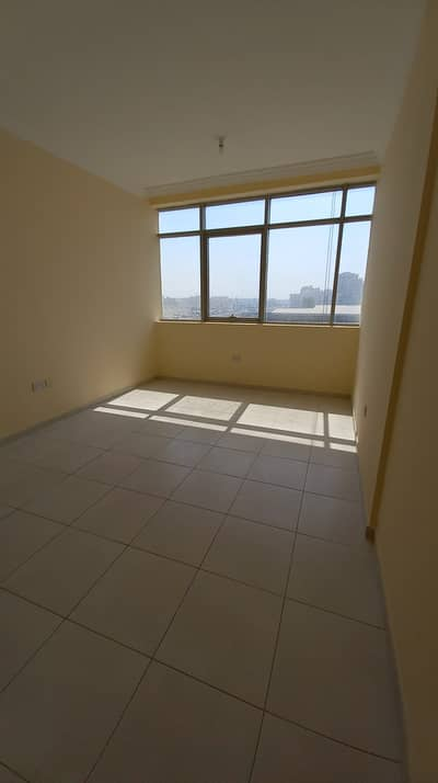 1 Bedroom Apartment for Rent in Mussafah, Abu Dhabi - Awsome 1bhk with 2 washrooms & semi furnished
