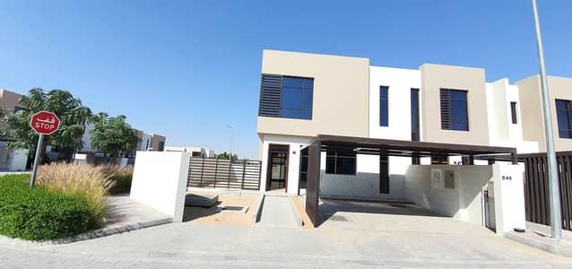 3 Bedroom Villa for Rent in Al Tai, Sharjah - Excellent finishing largest new 3bedroom villa 3500sqft Rent 85k in 4chqs in nasma residences call 055_2260846
