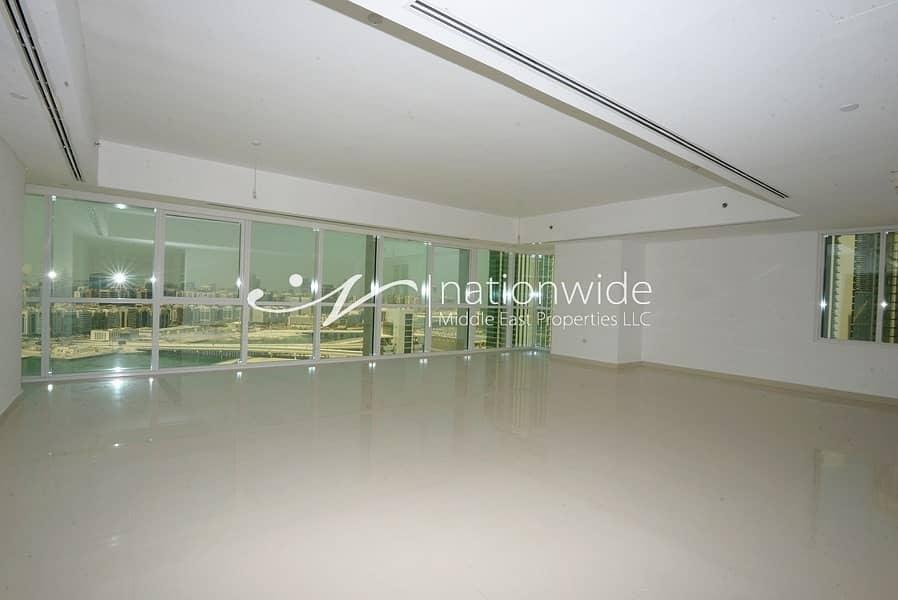 2 A Furnished Apartment w/ Stunning Full Sea View