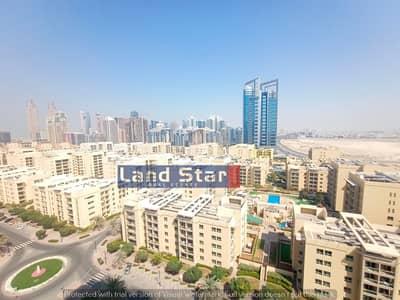 فلیٹ 1 غرفة نوم للايجار في ذا فيوز، دبي - Hot Deal | Ready To Move In 1BHK | Excellent View