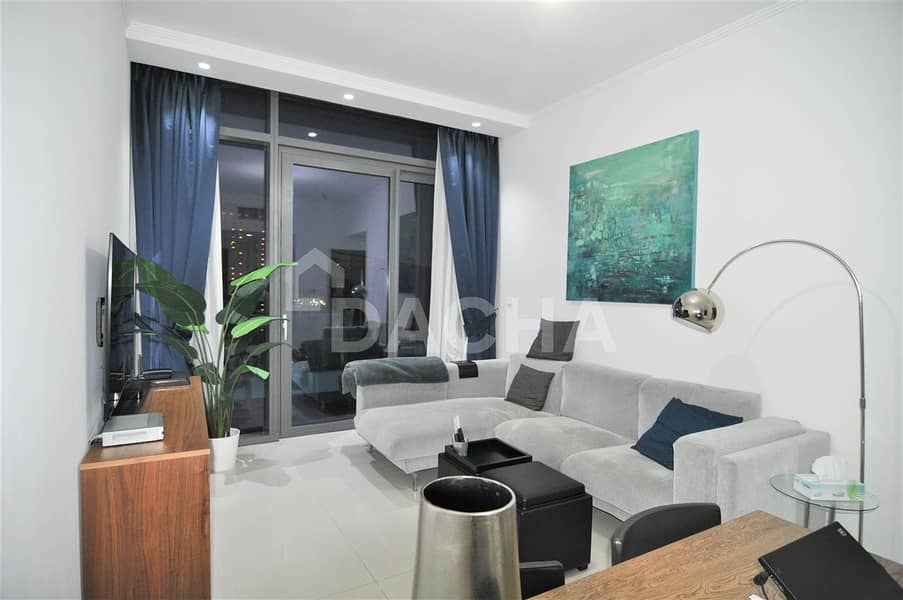 2 Full Marina View / High Floor / Perfect Condition