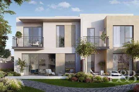 فیلا 3 غرف نوم للبيع في المرابع العربية 2، دبي - Genuine Seller | PHPP | Ready Sept 2021