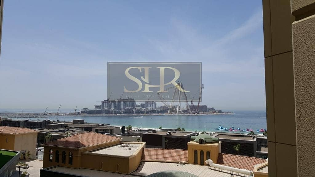 Fabulous Full Sea View | 1 Bedroom | Prime location