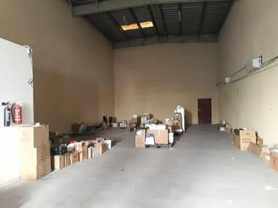 Warehouse for Rent in Industrial Area, Sharjah - 2 Offices/Toilet/Good height !!