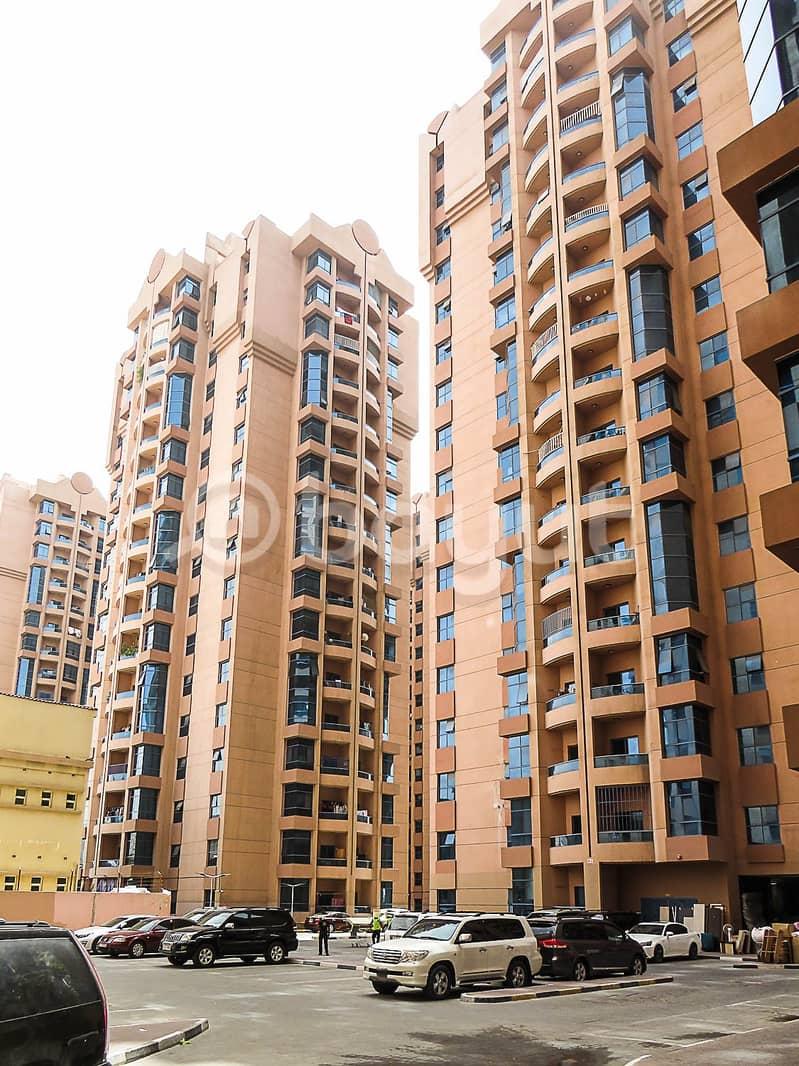 شقة في أبراج النعيمية النعيمية 2 غرف 325000 درهم - 5008993