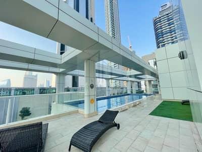 2 Bedroom Apartment for Rent in Downtown Dubai, Dubai - Spacious 2 Bed plus Maid   Amazing Views