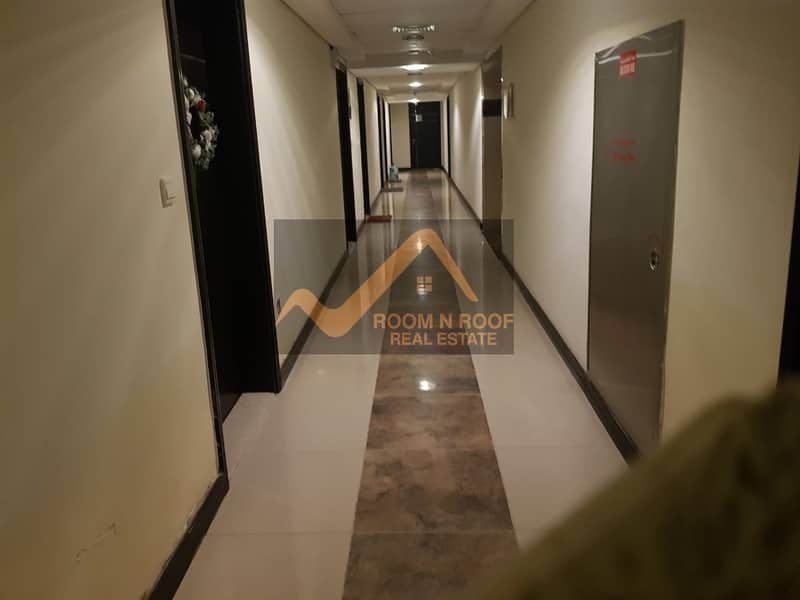 2 Spacious 1 Bed  apartment In siraj Tower