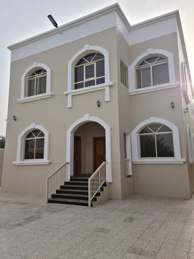 5 Bedroom Villa for Rent in Musherief, Ajman - Two-storey villa for rent in Ajman, Mushairef