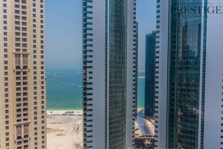 فلیٹ 2 غرفة نوم للبيع في دبي مارينا، دبي - 2 Bed Bay Central Tower Sea & Marina View | 04 Type